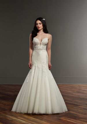 Martina Liana 906 Mermaid Wedding Dress