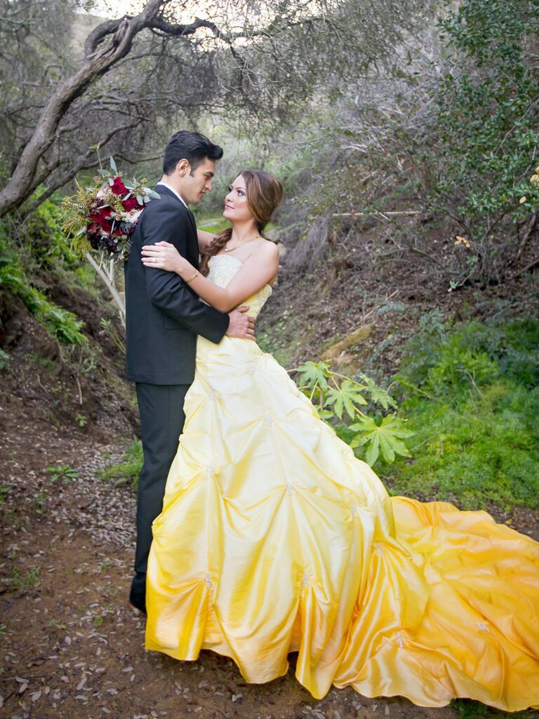 19 Disney Wedding Ideas That Arent Cheesy
