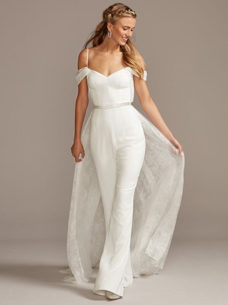 Melissa Sweet wedding jumpsuit