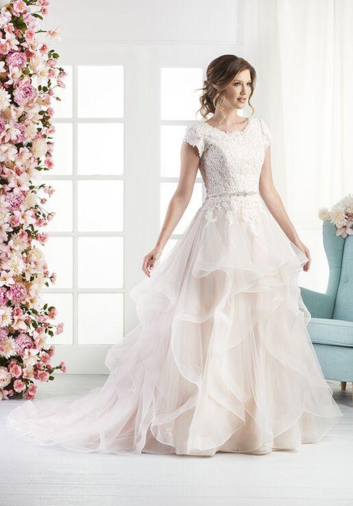 Bliss By Bonny Bridal 2800 Wedding Dress The Knot