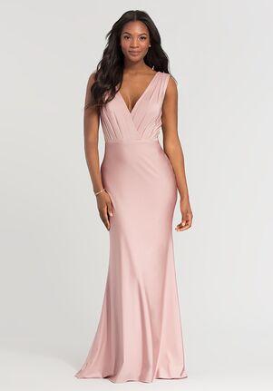 Kleinfeld Bridesmaid KL-200021 V-Neck Bridesmaid Dress