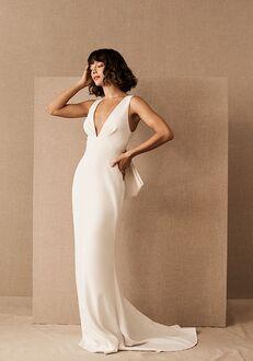 BHLDN Branwell Gown Sheath Wedding Dress