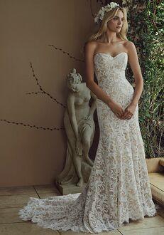 Casablanca Bridal 2226 Water Lily Sheath Wedding Dress