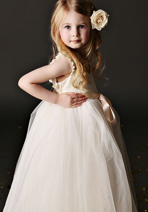 FATTIEPIE flutter grace Flower Girl Dress