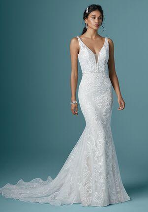 Maggie Sottero HENRIETTA Mermaid Wedding Dress