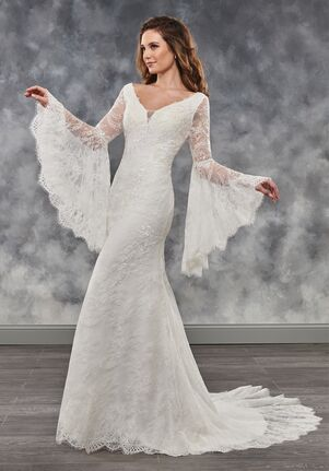 Mary's Bridal MB2038 Mermaid Wedding Dress