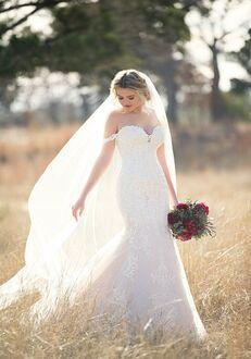 Essense of Australia D2487 Wedding Dress