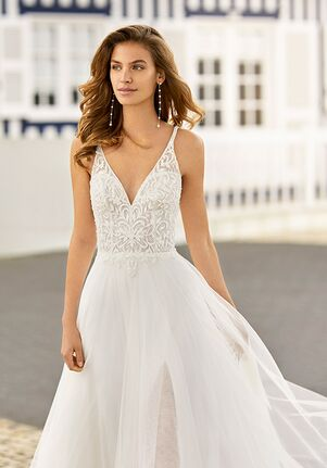 Rosa Clará Soft HAMBEL A-Line Wedding Dress