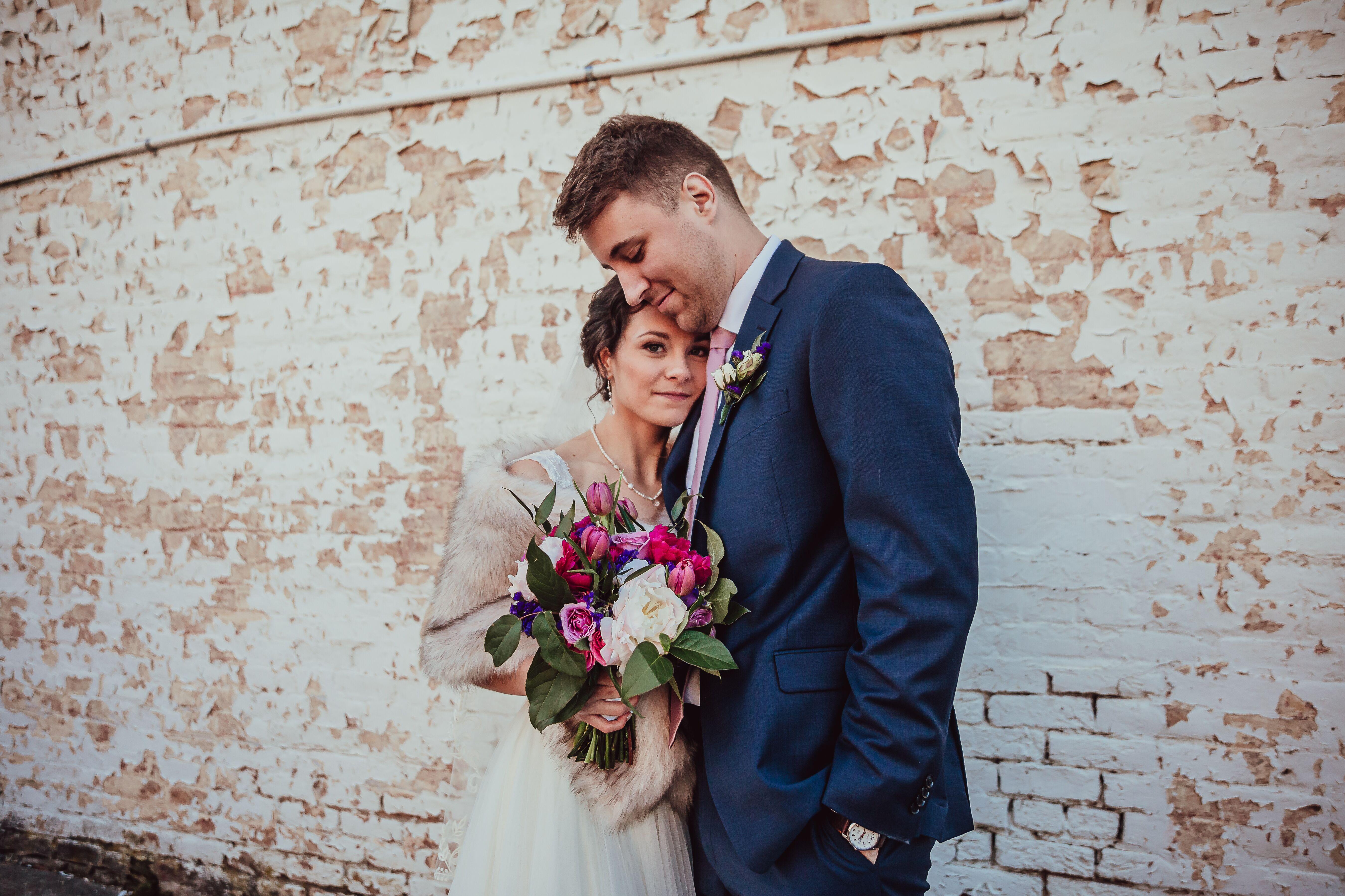Heather Mae Photography Wedding Photographers Winston Salem Nc