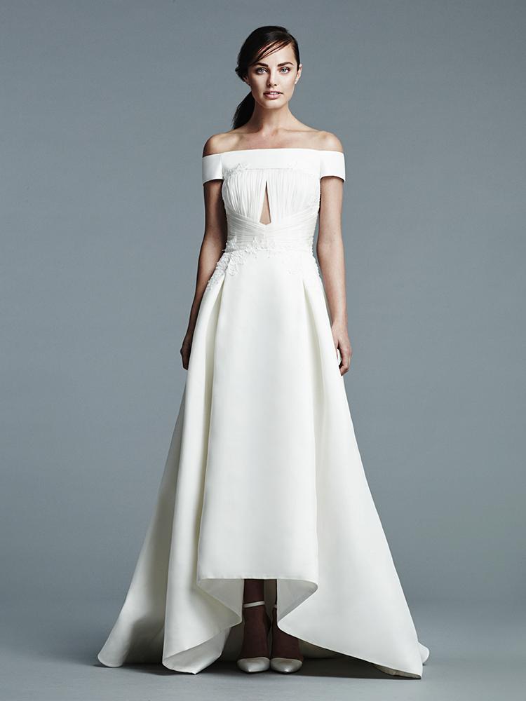 J Mendel wedding dress collection Spring 2017
