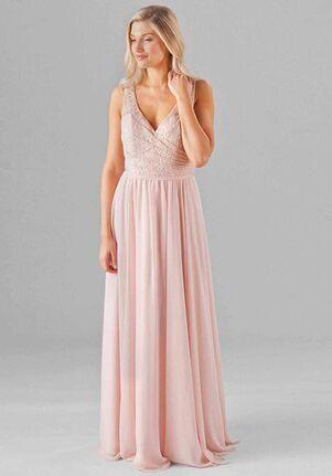 Kennedy Blue Brooke V-Neck Bridesmaid Dress