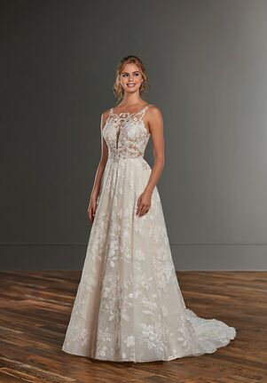 Martina Liana 1183 A-Line Wedding Dress