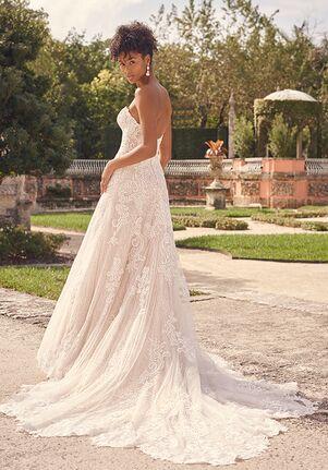 Maggie Sottero SEDONA A-Line Wedding Dress