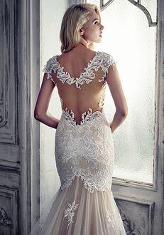 Calla Blanche 17112 Leia Sheath Wedding Dress