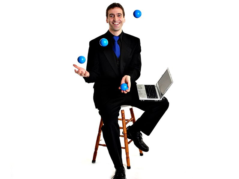 Miami Team Building & Keynotes: Do Good & Juggle - Keynote Speaker - Miami, FL