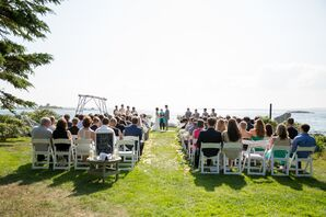 Nova Scotia Outdoor Ceremony