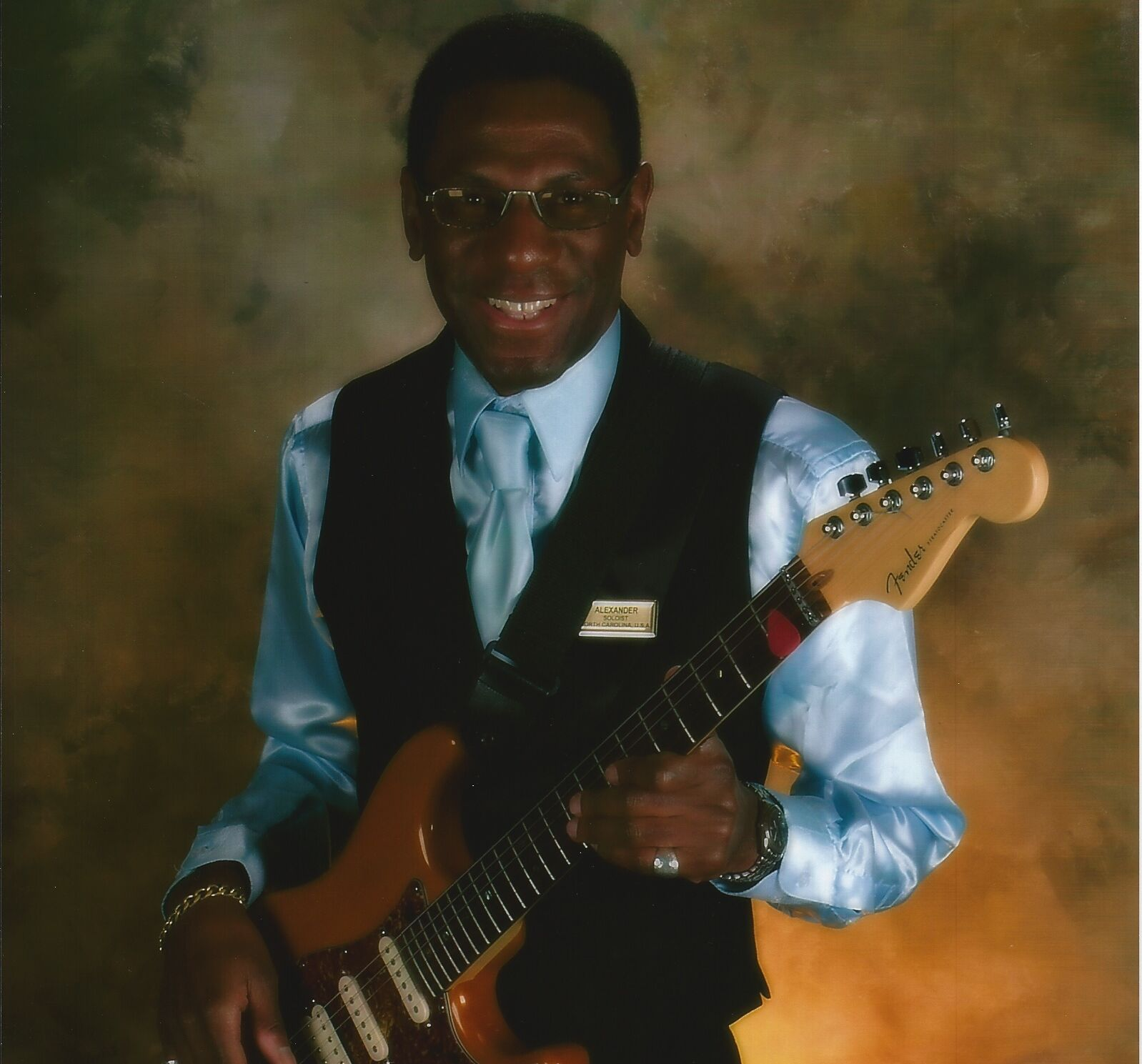 Alex Williams - One Man Band - Raleigh, NC