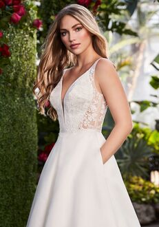 Mikaella 2263 Ball Gown Wedding Dress