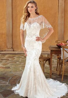 Casablanca Bridal 2323 Haven Mermaid Wedding Dress