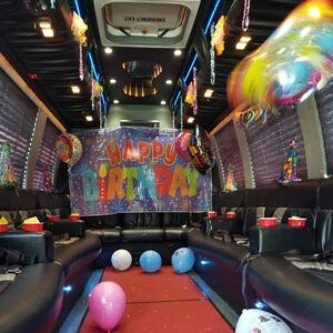 Laurel, MD Party Bus | Best Ride Limousine