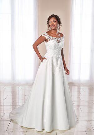 Stella York 6923 A-Line Wedding Dress