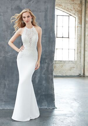 Madison James MJ319 Sheath Wedding Dress