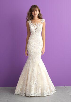 Allure Romance 3003 Mermaid Wedding Dress