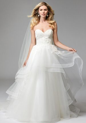 Wtoo Brides Warren 17705 Ball Gown Wedding Dress