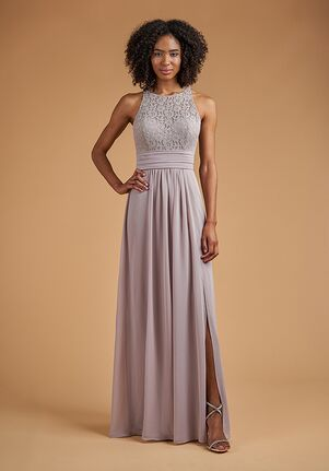 B2 Bridesmaids by Jasmine B223060 Halter Bridesmaid Dress