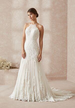 Adrianna Papell Platinum 31158 Mermaid Wedding Dress