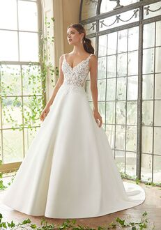 Morilee by Madeline Gardner/Blu Petrova Ball Gown Wedding Dress