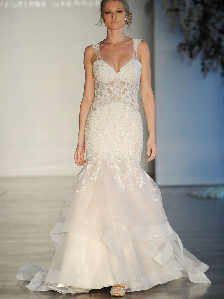Panel Wedding Dresses