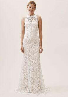 BHLDN Vista Gown Sheath Wedding Dress
