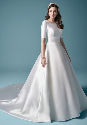Maggie Sottero RAVEN LEIGH A-Line Wedding Dress