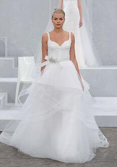 Monique Lhuillier Valletta Ball Gown Wedding Dress