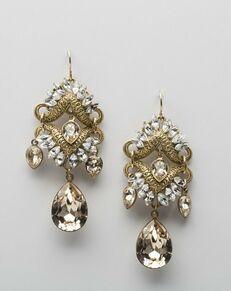 MEG Jewelry Socchi earrings Wedding Earring photo