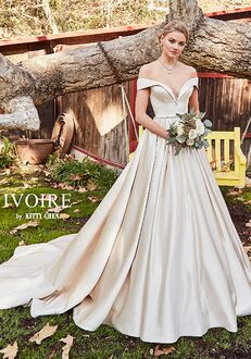 IVOIRE by KITTY CHEN ANNABEL, V1914 Ball Gown Wedding Dress