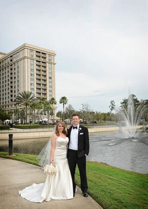 Wedding at the Waldorf-Astoria Orlando