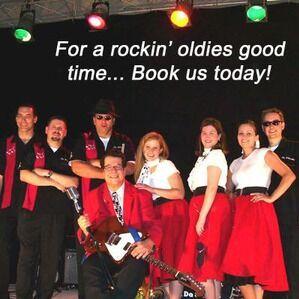 Moose & Da Sharks - Oldies Band - Eastpointe, MI