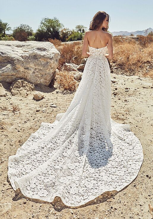 Calla Blanche 19126 Winifred A-Line Wedding Dress