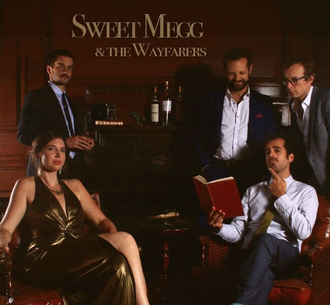 Sweet Megg & The Wayfarers - Swing Band - New York City, NY