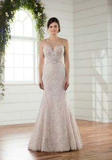 Essense of Australia D2366 Mermaid Wedding Dress