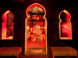Madame X - The Bedouin Lounge - Cocktail Bar - New York City, NY