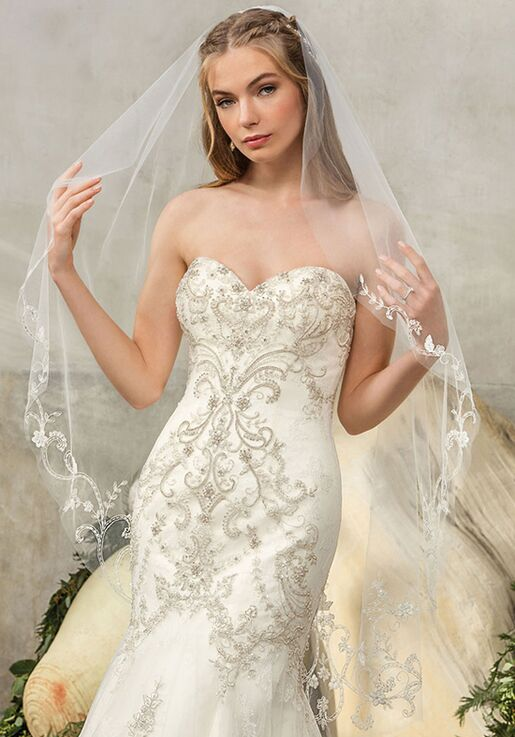 Casablanca Bridal Style 2304 Cambria Mermaid Wedding Dress