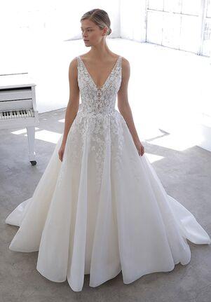 Blue by Enzoani NYREE A-Line Wedding Dress