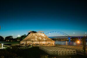 Missouri River Tented Reception