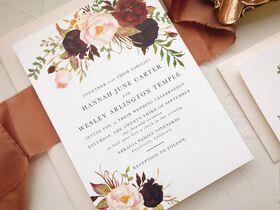 invitations paper in birmingham al the knot