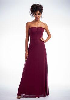 JASMINE P226051 Strapless Bridesmaid Dress