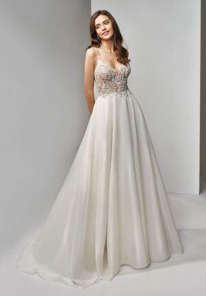 120856419b22 Beautiful BT19-01 A-Line Wedding Dress