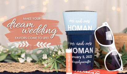 Totally Wedding Koozies.Totally Wedding By Totally Promotional Favors Gifts Coldwater Oh